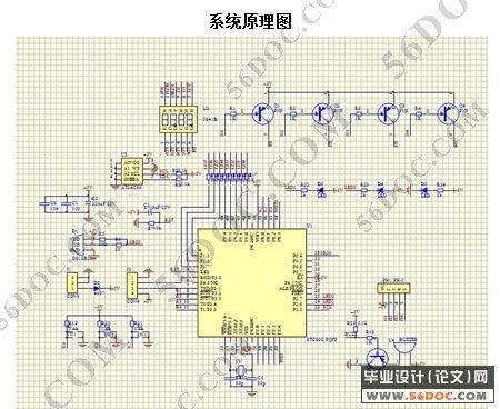 智能化温度传感器的测温报警器的设计(硬件,软件设计)_单片机_毕业