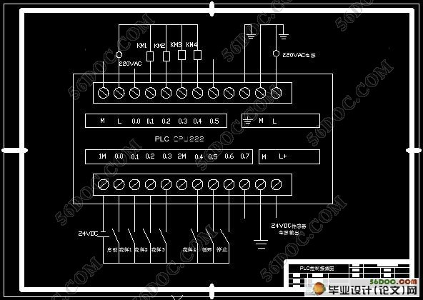 plc 电梯控制系统设计 毕业论文