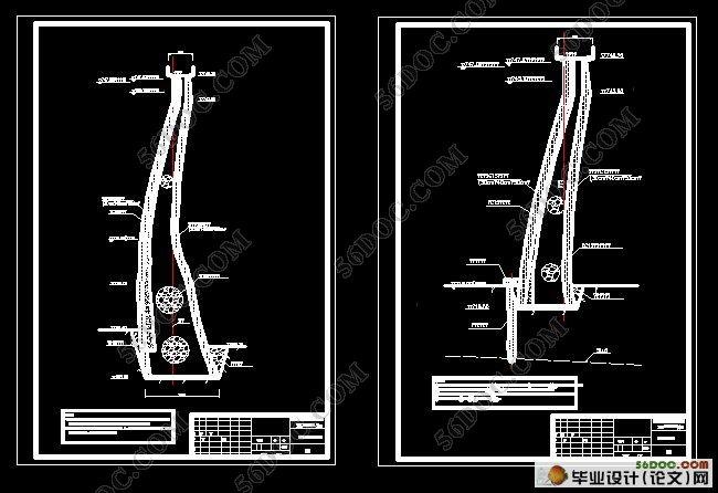 寺山坪水库除险设计加固(附CAD房屋)_桥梁水图纸图纸设计规划图做怎么图片