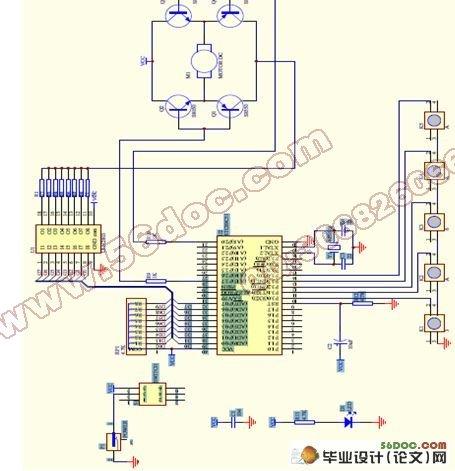 直流电机pwm控制调速系统设计
