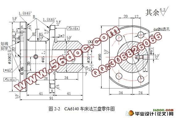 毕业设计c650卧式车床plc电气控制系统