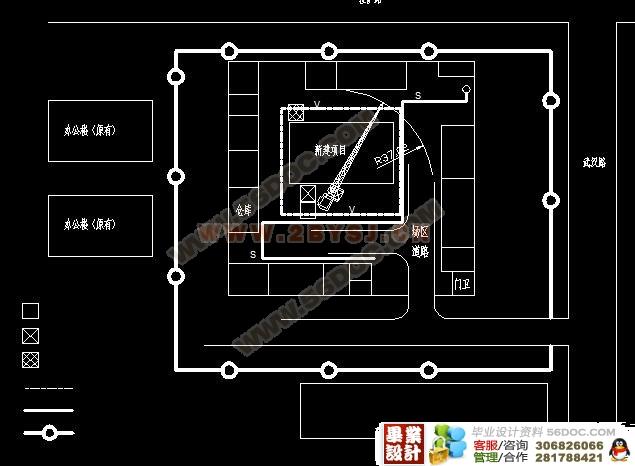 毕业设计论文—宿舍楼施工组织设计
